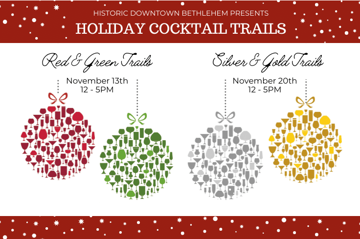 Holiday Cocktail Trail 2020